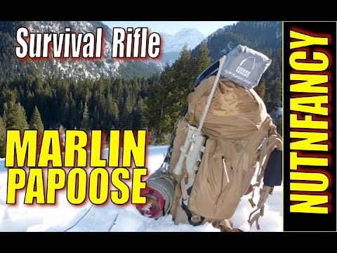 Marlin Papoose: Best Bugout Rifle in the World?