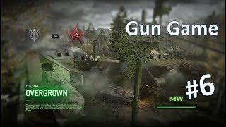 MW remastered: Gun Game #6 Overgrown