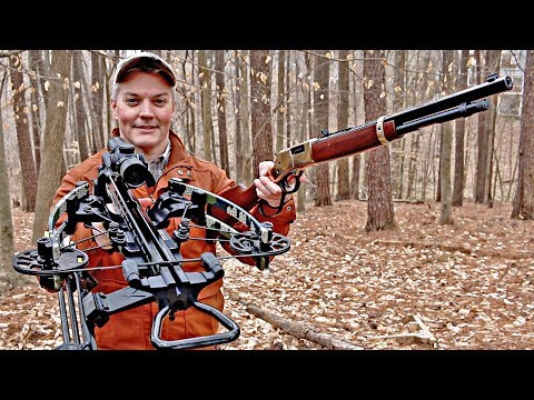 This crossbow is as powerful as a 357 Magnum rifle!!! TenPoint Nitro XRT