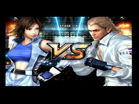 Tekken 5 Ps2 Asuka Story Playthrough 25 06 20 Youtube