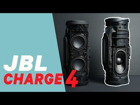 JBL CHARGE 4 vs CHARGE 3 al DESNUDO - Análisis y review en