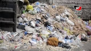 رأي الشارع «السكندري» في أزمة الزبالة