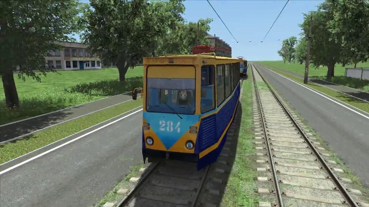 Звуки скачать трамвай
