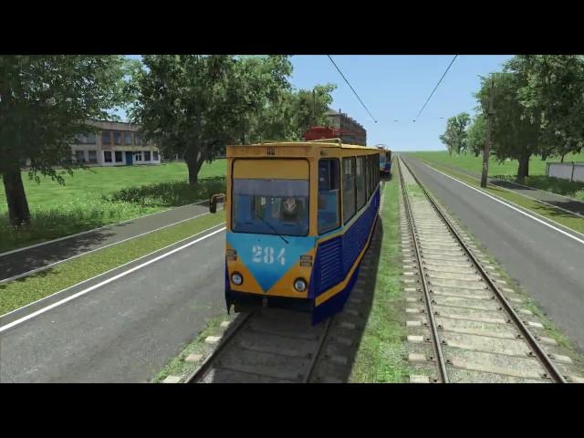 Звуки трамвая скачать бесплатно mp3