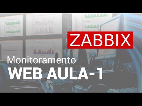 Zabbix - Configurando monitoramento web - Aula 1