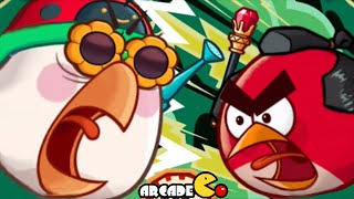 Angry Birds Fight! - FINAL Map Flower Island Gameplay Part 43