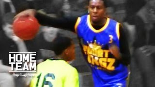 Hot Sauce Shows Off Sick Handles For Court Kingz!! He's Still Got It