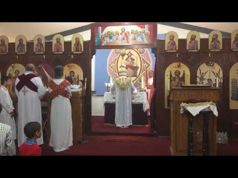 Divine Liturgy with His Grace Bishop Youssef of the Southern United States