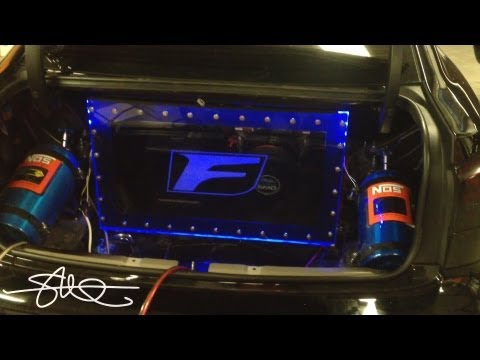 Lexus Is F Speaker Box 15 Quot Smd Woofer Fiberglass