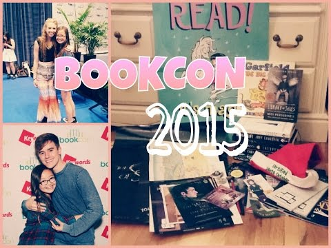 BOOKCON 2015 VLOG | Christine Lee