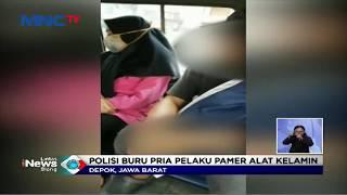 VIRAL! Pria Pamer Alat Kelamin di Angkot di Depok, Jawa Barat - LIS 21/10