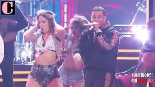 Luis Fonsi fT Daddy Yankee Zuleyka Rivera En VIVO GRAMMYs 2018
