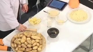 Картофельное пюре - польза и вред. Как правильно приготовить Картофельное пюре рецепт