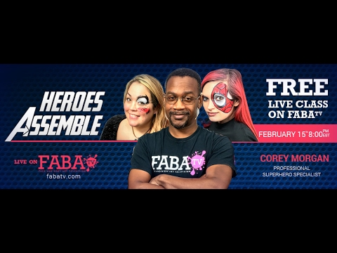 COREY MORGAN -FABATV LIVE