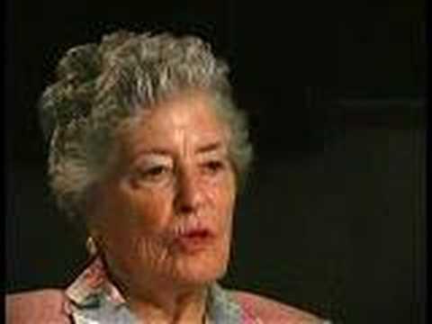 Annie Glenn Discusses HCRI Stuttering Therapy