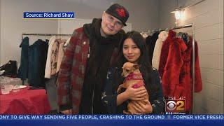 Smashing Pumpkins Frontman Pops Up In Chicago
