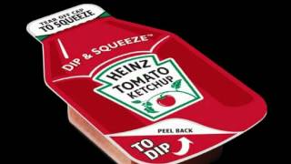 The New Heinz Tomato Ketchup Dip & Squeeze