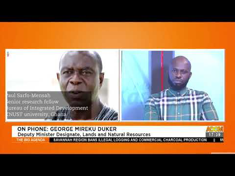 Galamsey Fight: Minority slams Government for 'failing to think outside the box' (28-4-21)