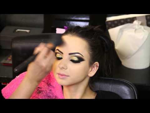 Asian Bridal Makeup Tutorial By Qas of Kashish