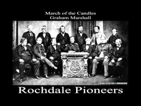 Rochdale Pioneers Musical March of the Candles