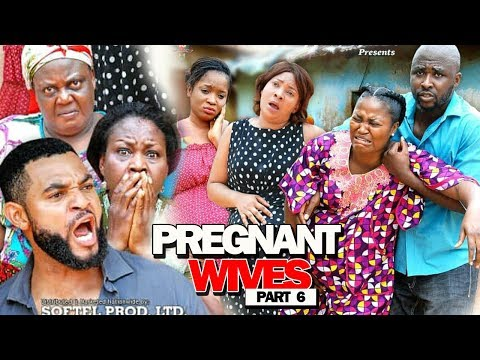 "New Movie ""PREGNANT WIVES PART 6"" - 2019 Latest Nigerian Nollywood Movie Full HD"