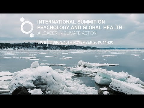 The International Summit on Psychology and Global Health: A Leader in Climate Action thumbnail