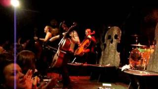 Apocalyptica - Seek and Destroy ( Live in St. Petersburg FL USA 10/03/2008 )