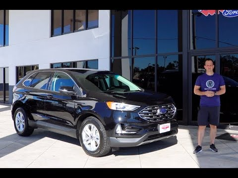 Is The New  Ford Edge The Best Buy In Mid Size Suv Market