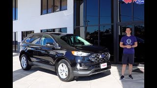 Is the NEW 2019 Ford Edge the BEST BUY in mid-size SUV market?