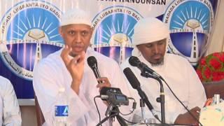 MUXAADARO CUSUB | ASBABAHA FARXADA |  SH  SACIID RAAGE | @Wadada Liibaanta