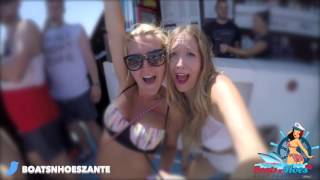 Boats 'N' Hoes Boat Party Zante 2016 Promo