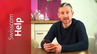 COMBOX® auf dem Mobile - Swisscom Help