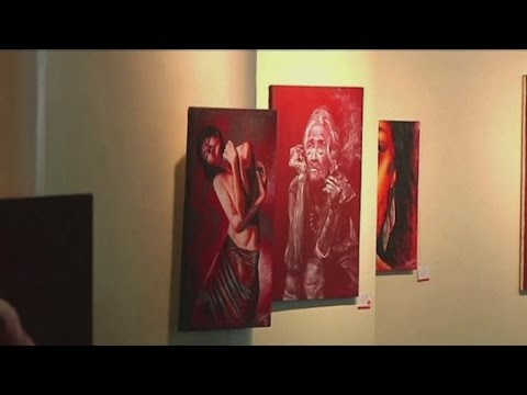 Kenya, Zoom sur l'artiste peintre Clavers Odhiambo