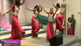 divine praise dancers ministered at touch the worlds dance dance dance d3 2k12