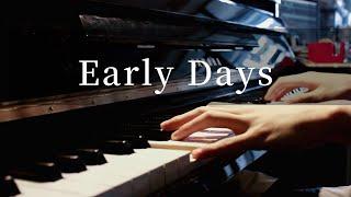 Early Days || Jikken-hin Kazoku OP || Piano Cover