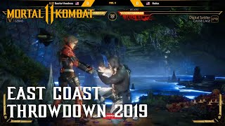 EAST COAST THROWDOWN 2019 - DAY 1