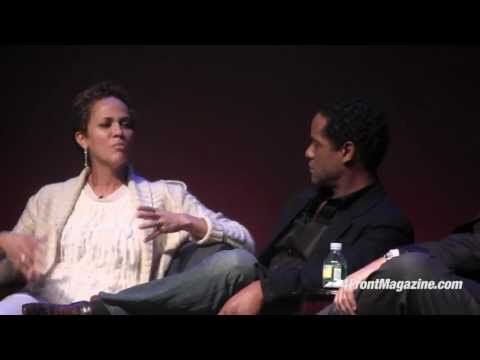 Blair Underwood, Nicole Ari Paker and Wood Harris A Streetcar Named Desire Panel