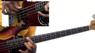 Atomic Bass - #7 - Bass Guitar Lesson - Kai Eckhardt