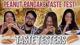 Best Min Chang Kueh (Peanut Pancake) in Singapore   Taste Testers   EP 34