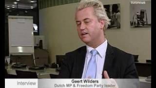 مقابلات - زعيم حزب الحرية الهولندي