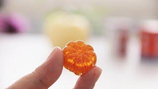 EASY 3 ingredients HOMEMADE Cough Drops 自制雪梨润喉糖 ll Apron