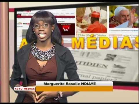 ACTU MEDIA  PRESSE ECRITE   PRESSE EN LIGNE