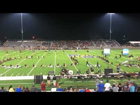 Sulphur Springs High School Band performance