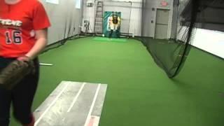 Nicole Williams Softball Skills Video, Class of 2016