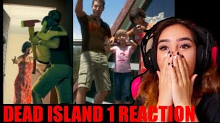 Dead Island 1 Official Trailer Reaction!