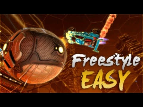 FREESTYLE ROCKET LEAGUE en DIRECTO.