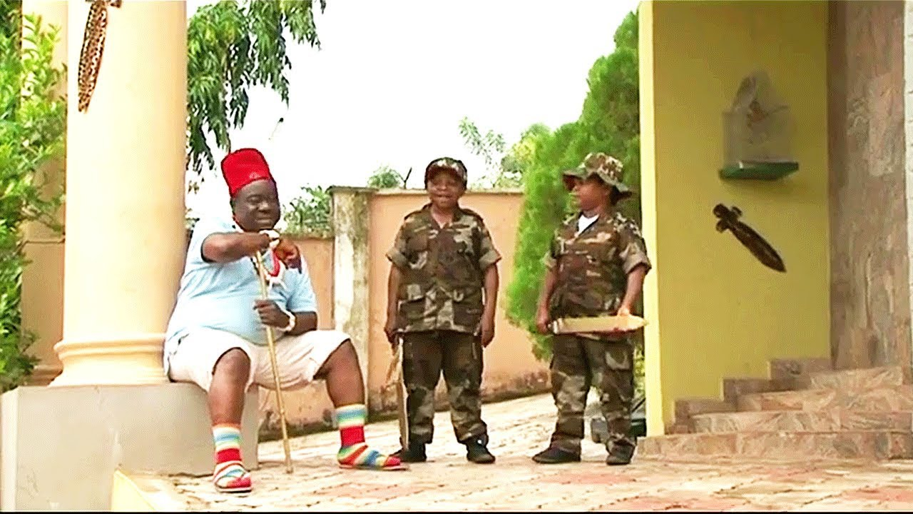 Download Aki and Pawpaw Vs Mr Ibu LITTLE SOLDIERS - 2018 Latest NIGERIAN COMEDY Movies,Best Funny Videos 2018