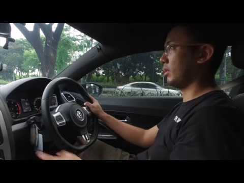 Vlog VW Scirocco Stage 2
