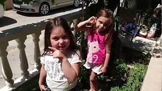 Kumsal, Aden bahçemizden organik sebze toplama oyun videoları! eğlenceli kız oyunları
