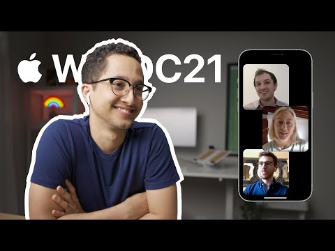 Apple AR Developers React to WWDC 2021 | Get Started with Apple Augmented Reality